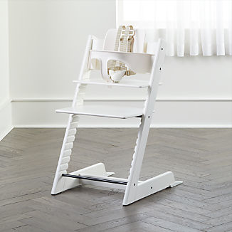 Tripp Trapp® by Stokke® High Chair White