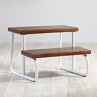 Kids Step Stools Crate And Barrel