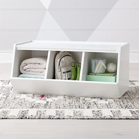 Astonishing Storagepalooza Ii White Wide Toy Organizer Spiritservingveterans Wood Chair Design Ideas Spiritservingveteransorg