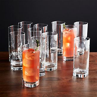 Strauss Cooler Glasses, Set of 12