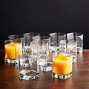 Strauss Double Old-Fashioned Glasses, Set of 12