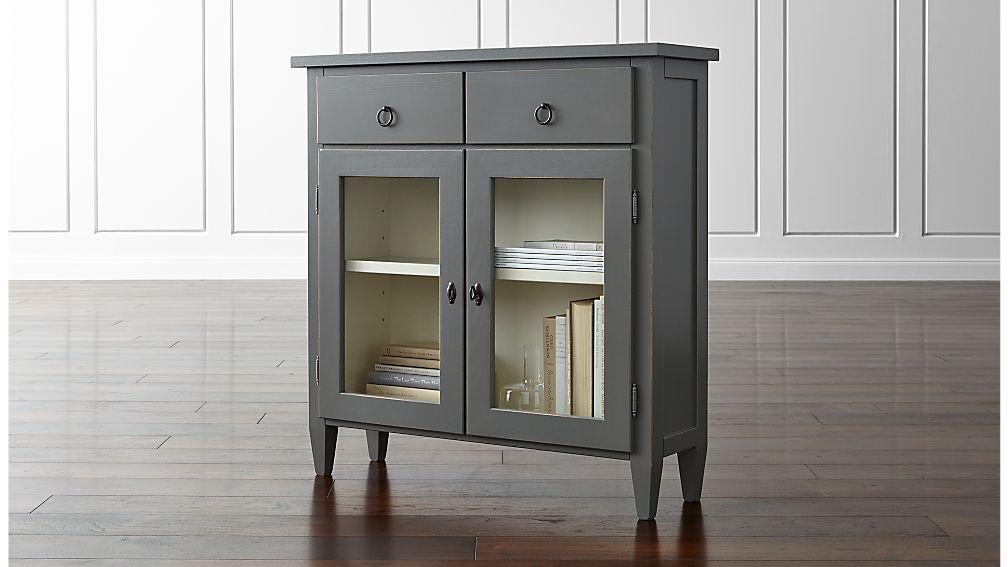 Stretto Varentone Entryway Cabinet Crate And Barrel