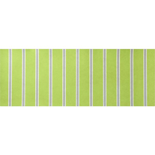 Stripe Floor Mat