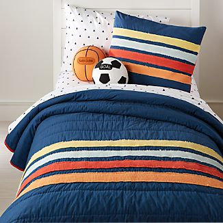 Striped Coverlets