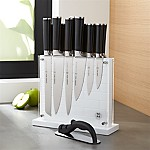 Schmidt Brothers ® 15-Piece Subway Knife Block Set
