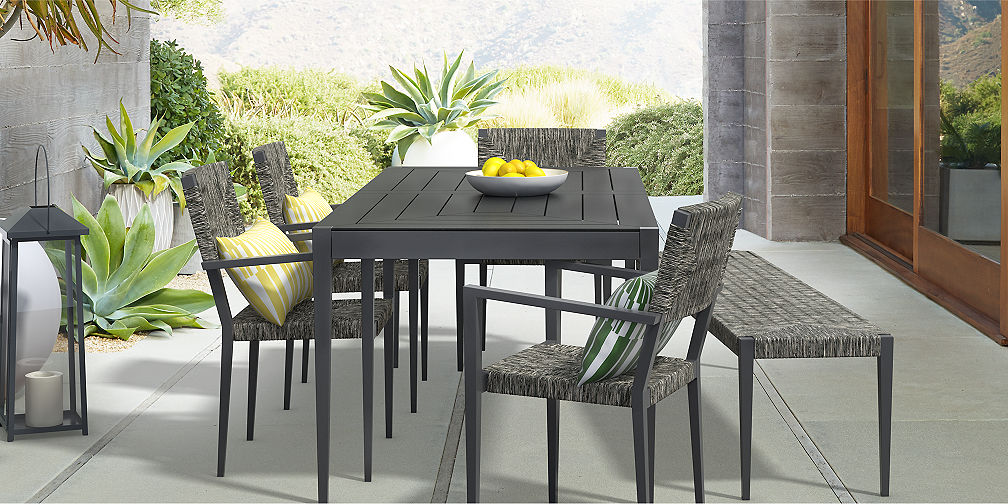 Outdoor Furniture Collections Dining