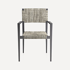 Outdoor Dining Chairs For Meals On The Patio Crate And Barrel
