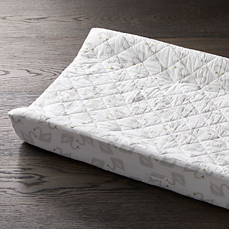 Swan Changing Pad Cover