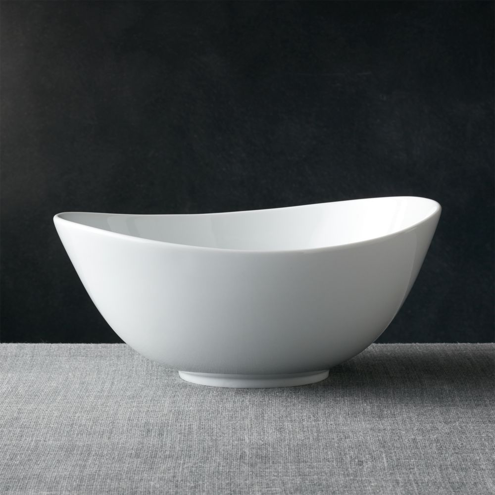 Swoop Large Bowl - Crate and Barrel