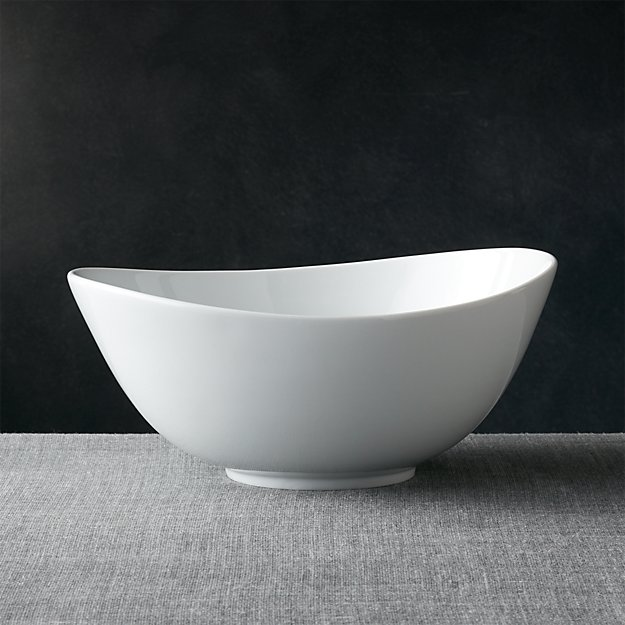 Swoop Large Bowl Crate And Barrel