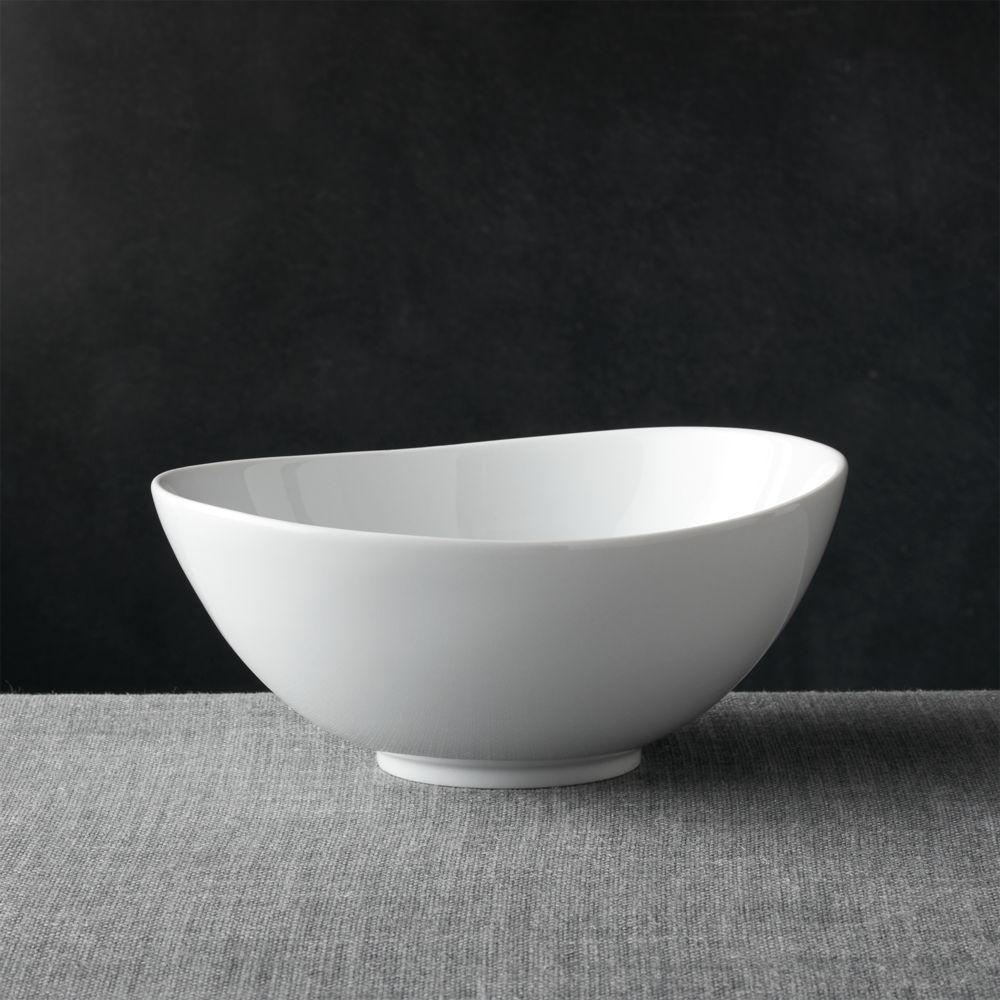 Swoop Medium Bowl - Crate and Barrel