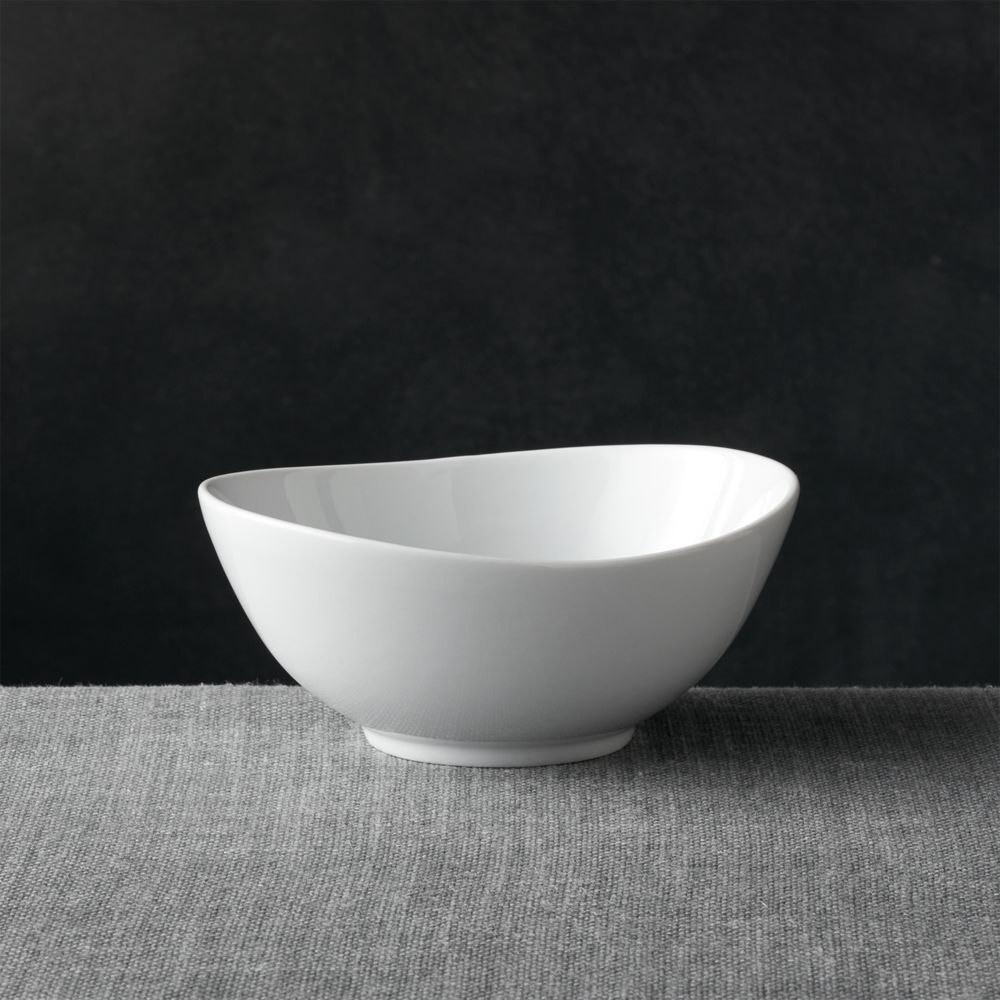Swoop Small Bowl - Crate and Barrel