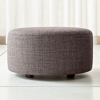 Syd 28 Round Tail Ottoman