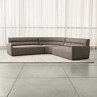 Sydney 3-piece Curved Sectional