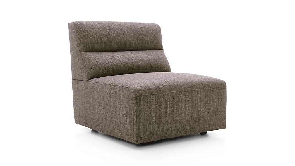 Sydney Armless Chair