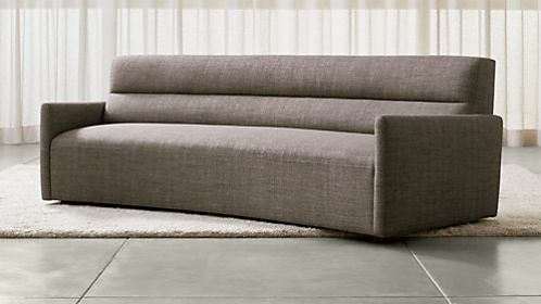 Sydney Curved Sofa : mccreary modern sectional - Sectionals, Sofas & Couches