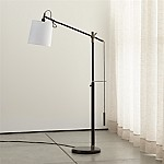 Sylvester Adjustable Floor Lamp