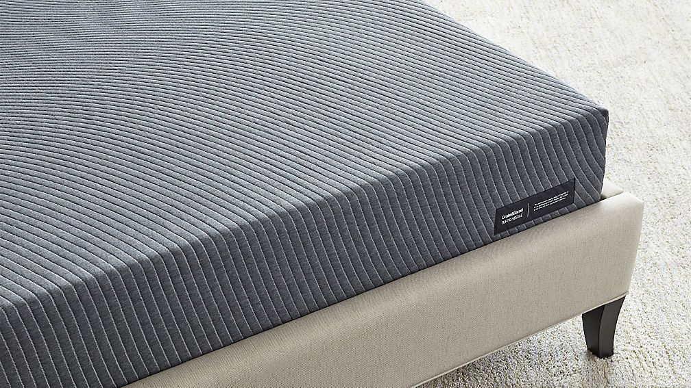 tuft and needle mint mattress in a box crate and barrel. Black Bedroom Furniture Sets. Home Design Ideas