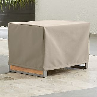 Outdoor Rectangular Side Table Cover