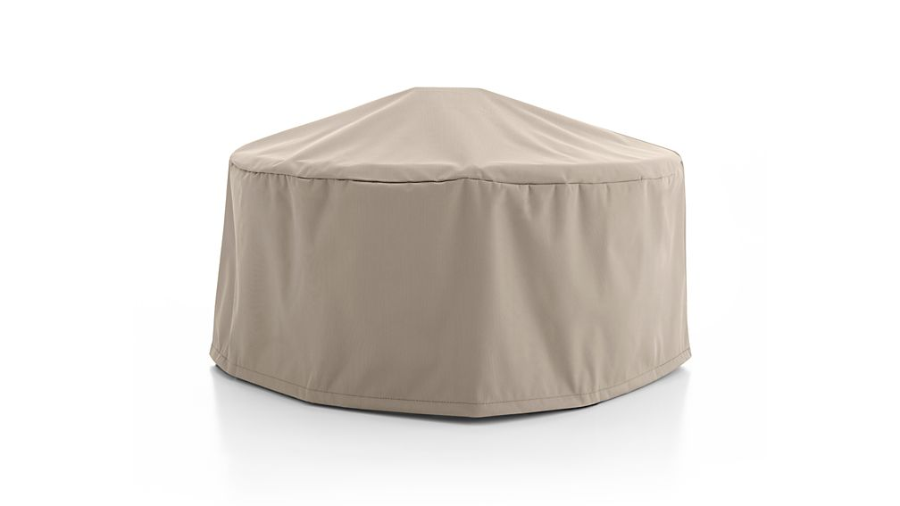 Outdoor Round Coffee Table Cover