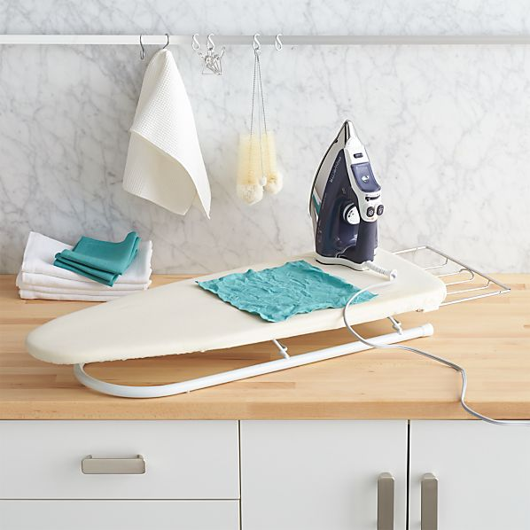 Polder ® Tabletop Ironing Board with Rack