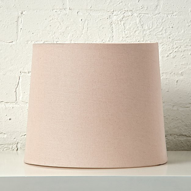 Mix and match light pink table lamp shade in table lamps reviews mix and match light pink table lamp shade in table lamps reviews crate and barrel aloadofball Images