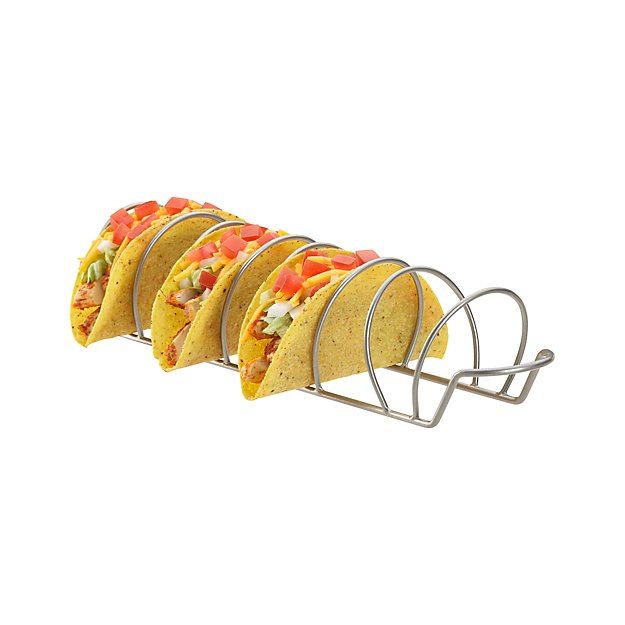Taco Rack In Prep Utensils Amp Gadgets Reviews Crate And