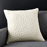 Takato 18  Pillow with Feather-Down Insert