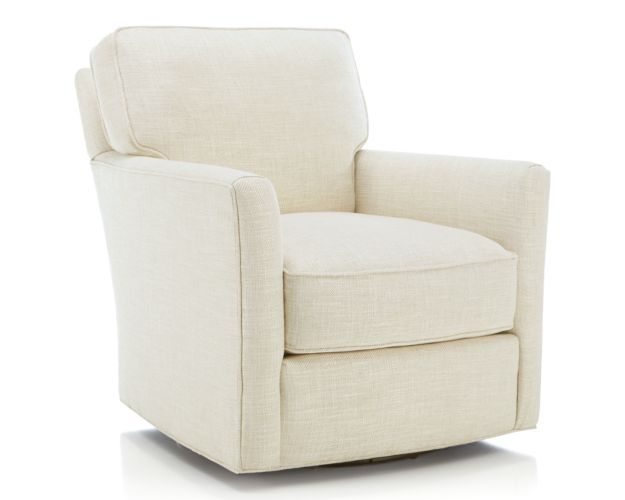Talia Swivel Chair | Crate and Barrel