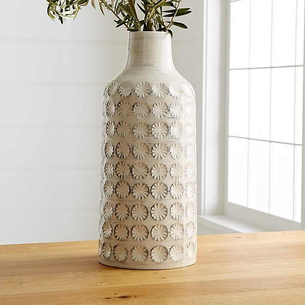 Taline Vase Reviews Crate And Barrel