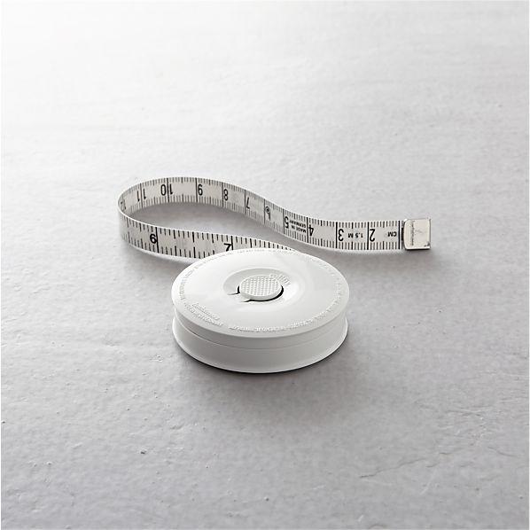 White 5' Tape Measure