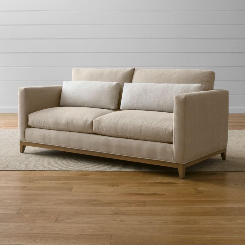 Apartment Search App: Taraval Apartment Sofa With Oak Base + Reviews