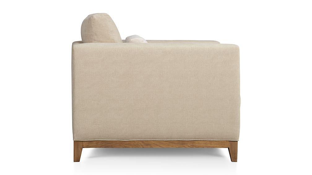 Taraval Chair with Oak Base
