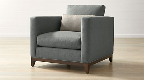 Taraval Oak Wood Base Chair