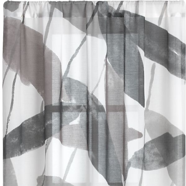 Marimekko Tatar Sheer 50x96 Curtain Panel