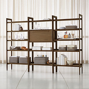 Bar Cabinets And Carts Home Bar Storage Crate And Barrel