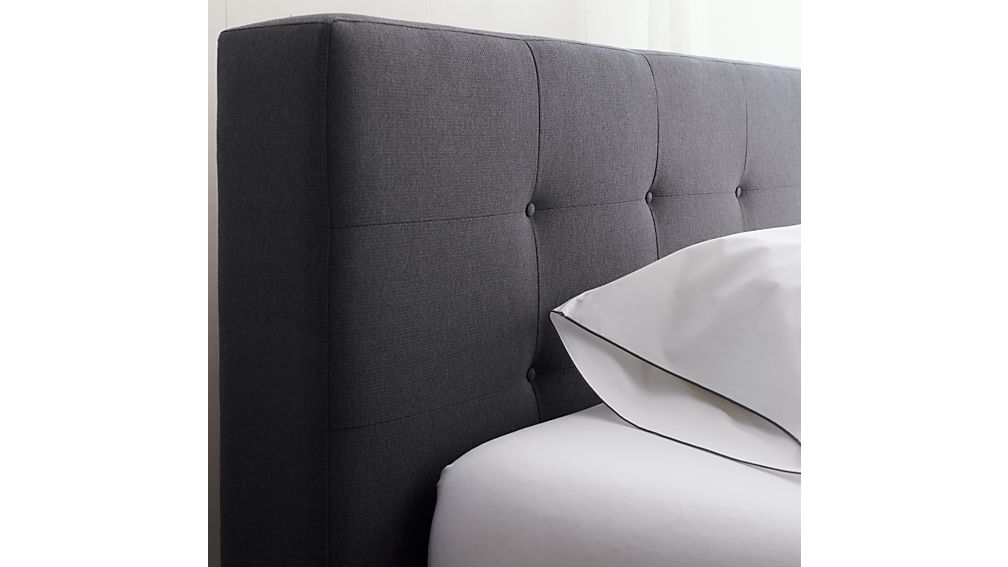 Tate Upholstered King Bed