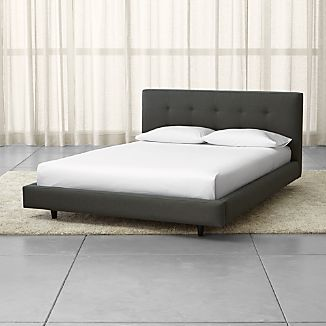 Tate Queen Upholstered Bed 38