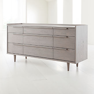 Tate Stone 9-Drawer Dresser