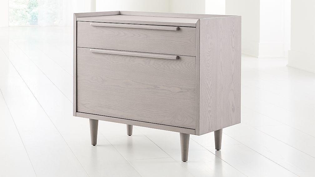 Tate Stone Lateral File Cabinet - Image 1 of 5
