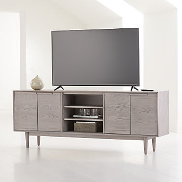 new product a16d2 4b5e1 TV Stands, Media Consoles & Cabinets | Crate and Barrel