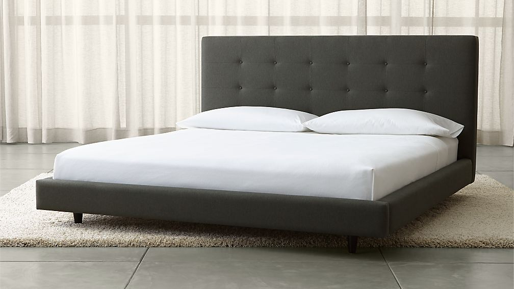 Tate California King Upholstered Bed 45