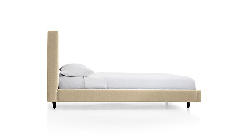 Tate Tall Upholstered King Bed