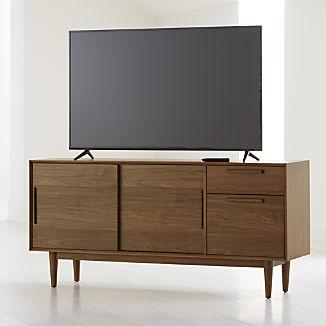 096a2470da937f TV Stands, Media Consoles & Cabinets | Crate and Barrel