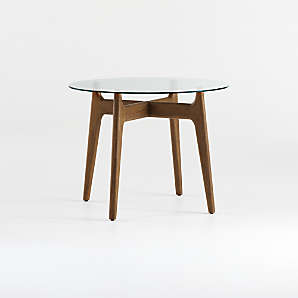Small Dining Tables Crate And Barrel
