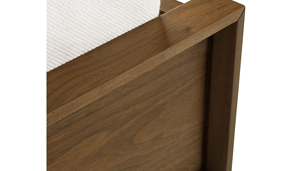 Tate King Wood Bed