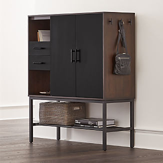 Small Entryway Furniture Crate And Barrel
