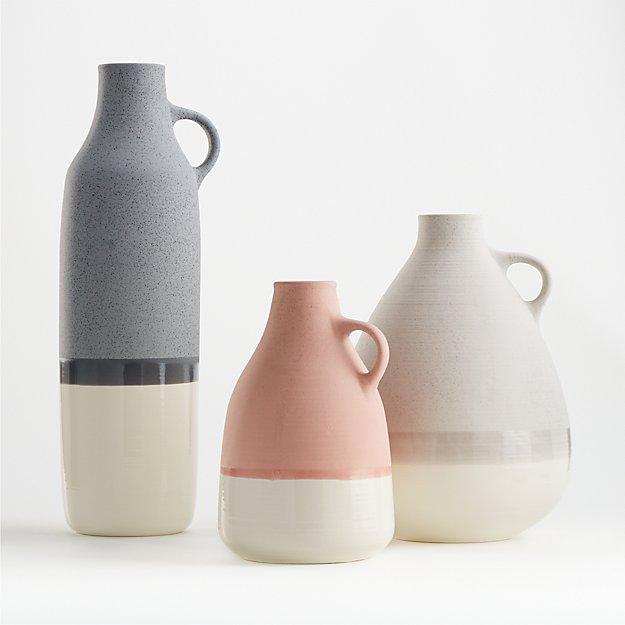 Tavio Bottle Vases - Image 1 of 10