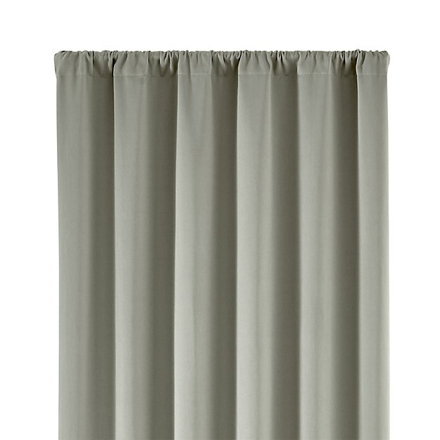 "Taylor Grey 50""x96"" Curtain Panel"
