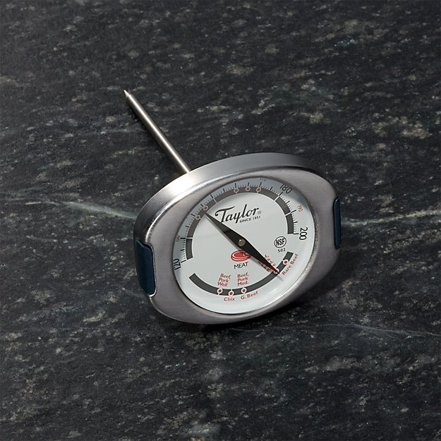 Taylor ® Leave-In Meat Thermometer